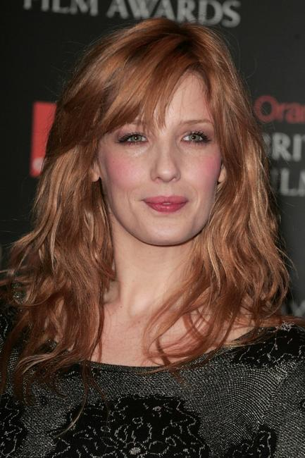 Kelly Reilly at the Orange British Academy Film Awards nominations.