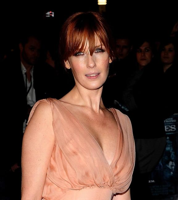 Kelly Reilly at the London premiere of