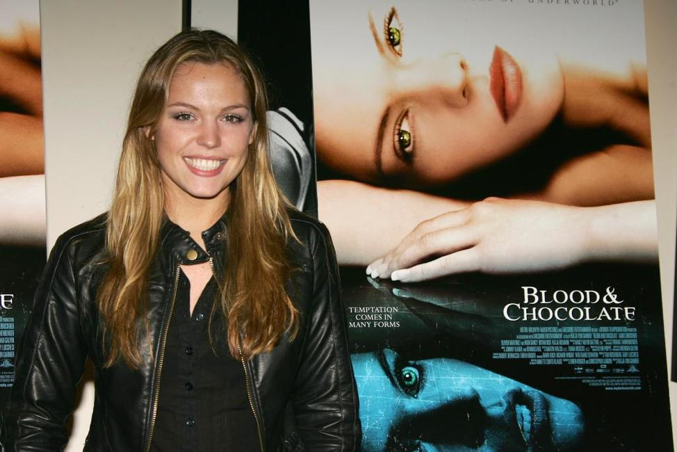 Agnes Bruckner at the Los Angeles promo screening of