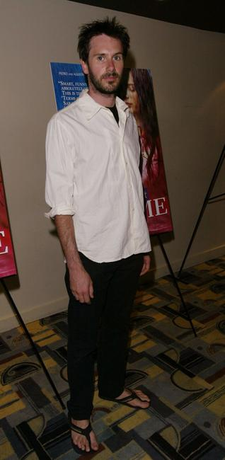 Josh Hamilton at the screening of