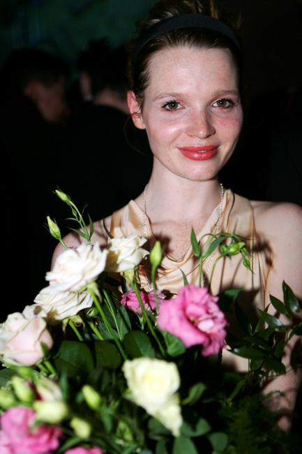 Karoline Herfurth at the Gala Spa Awards 2007.