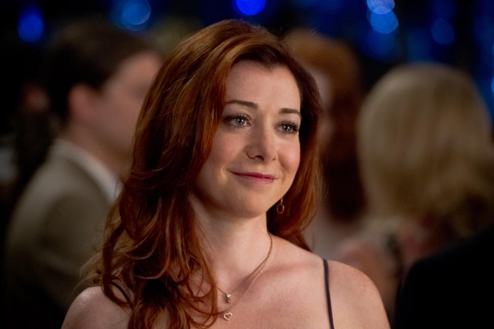 Alyson Hannigan as Michelle Flaherty in