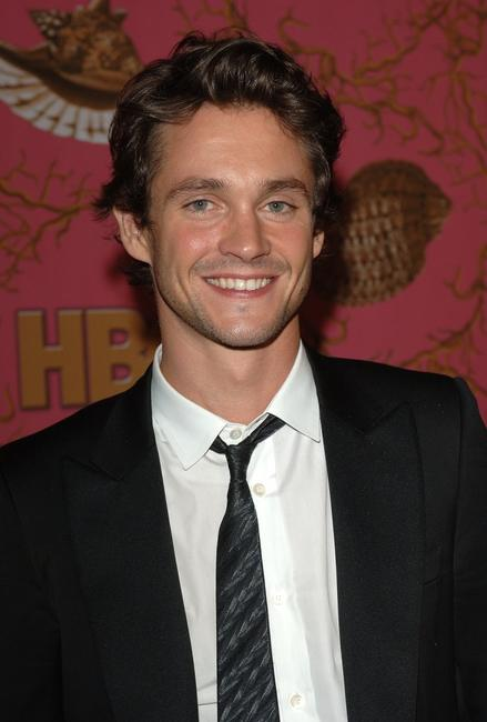 Hugh Dancy at the HBO Post Emmy Party.