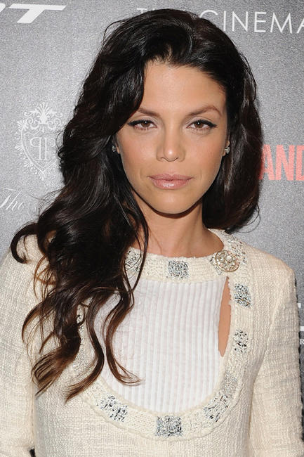 Vanessa Ferlito at the New York premiere of