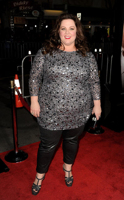 Melissa McCarthy at the California premiere of