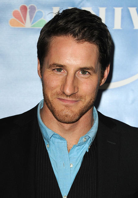 Sam Jaeger at the NBC Universal 2011 Winter TCA Press Tour All-Star party in California.