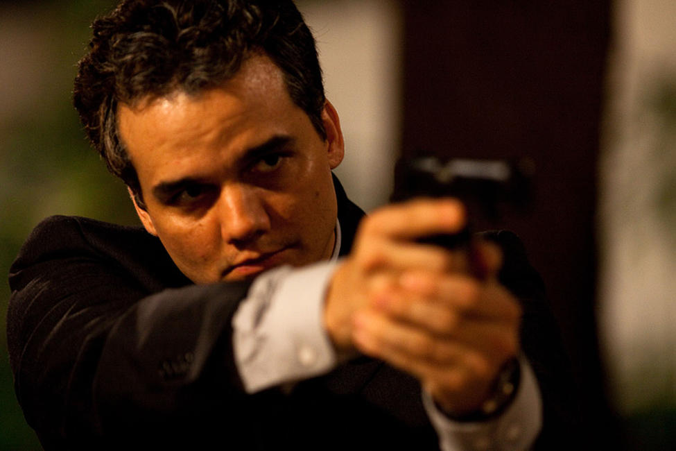 Wagner Moura as Captain Nascimento in