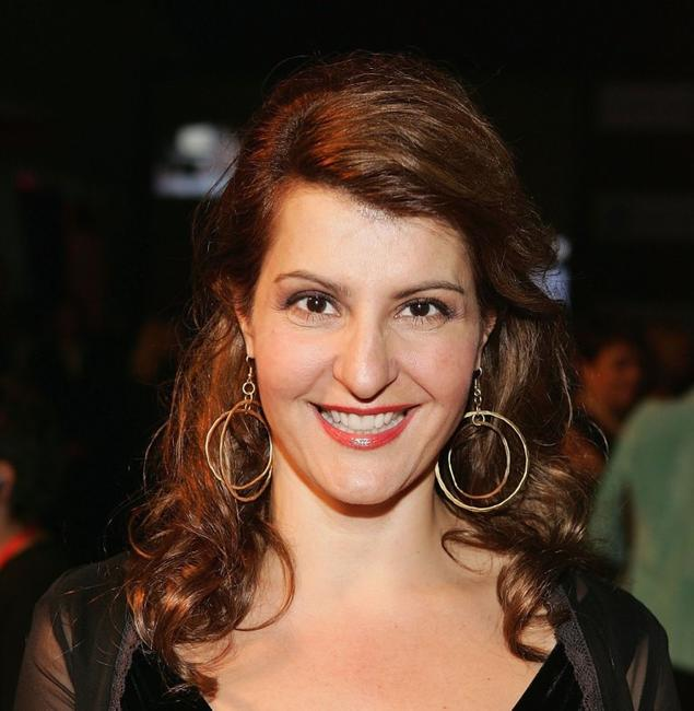 Nia Vardalos at the Macy's Passport 2006 Gala and Fashion show.