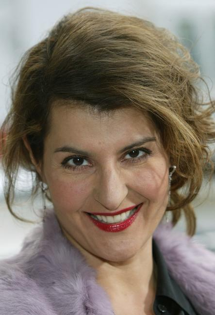 Nia Vardalos at the premiere of