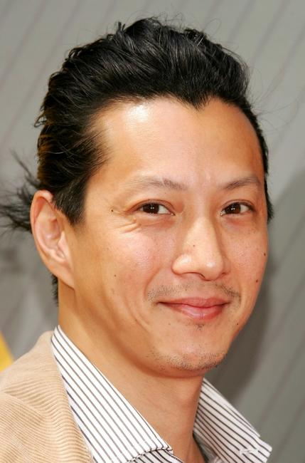 Will Yun Lee at the NBC Upfronts.