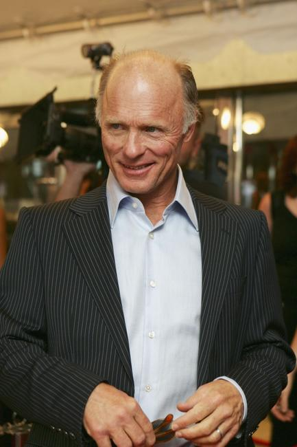 Ed Harris at the premiere of