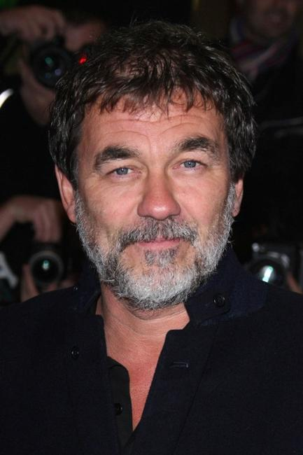 Olivier Marchal at the Paris premiere