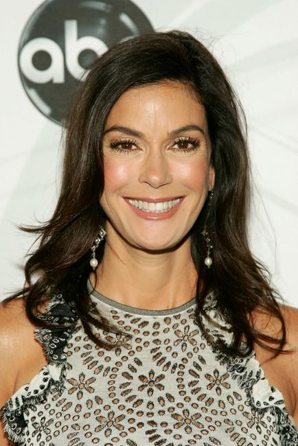 Teri Hatcher at the ABC Upfront presentation.