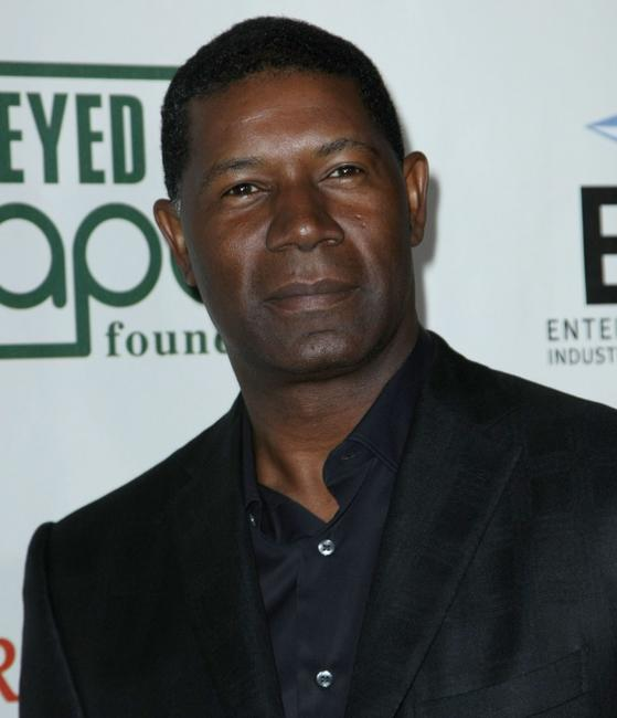 Dennis Haysbert at The Black Eyed Peas' 4th Annual Peapod Foundation Benefit Concert.