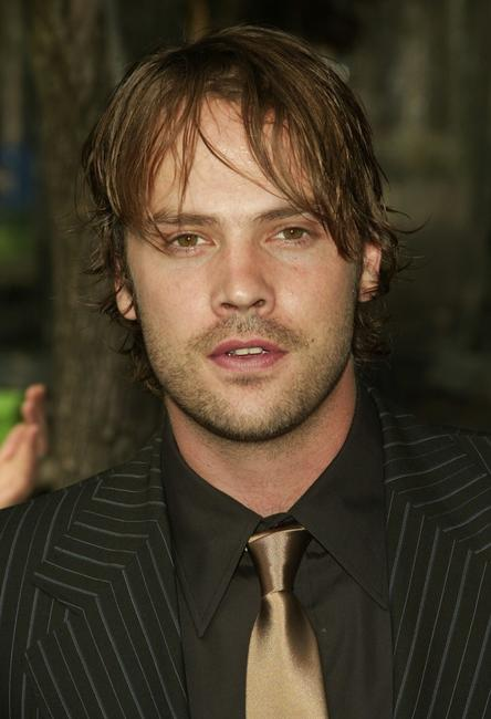 Barry Watson at the ABC upfront.