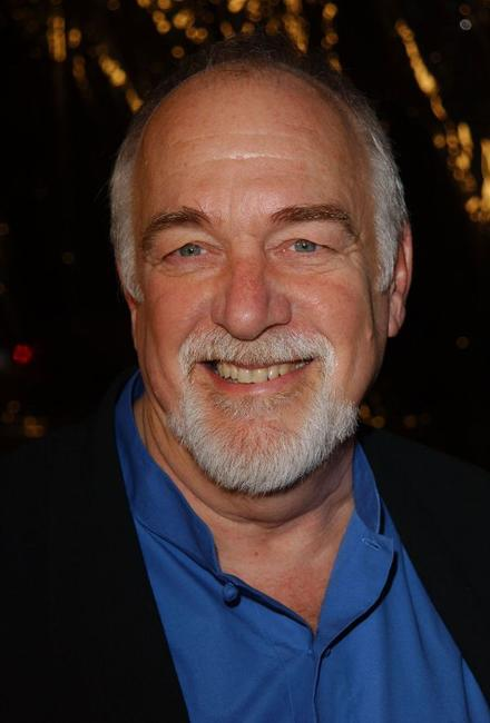 Howard Hesseman at the premiere of