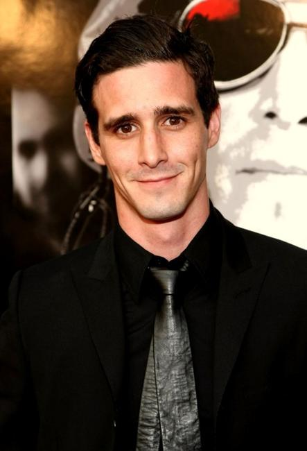 James Ransone at the premiere of