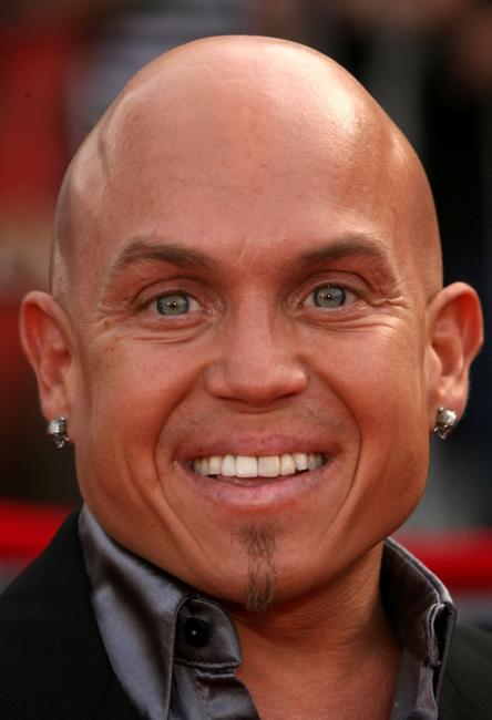 Martin Klebba at the premiere of