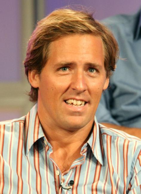 Nat Faxon at the 2006 Summer Television Critics Association Press Tour for the FOX Broadcasting Company.