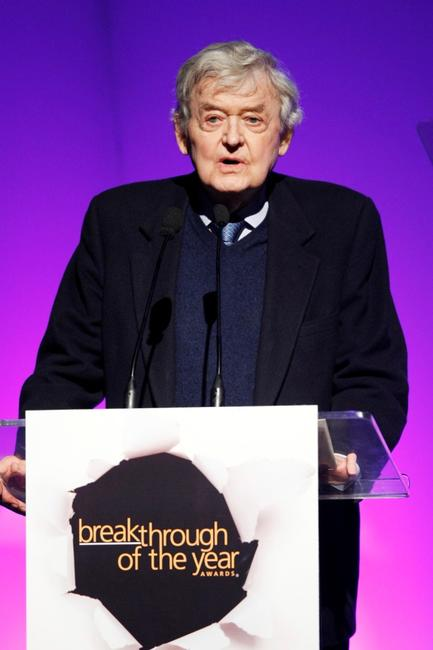 Hal Holbrook at the 7th Annual Breakthrough of the Year Awards.