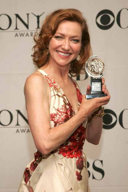 Julie White at the 61st Annual Tony Awards.