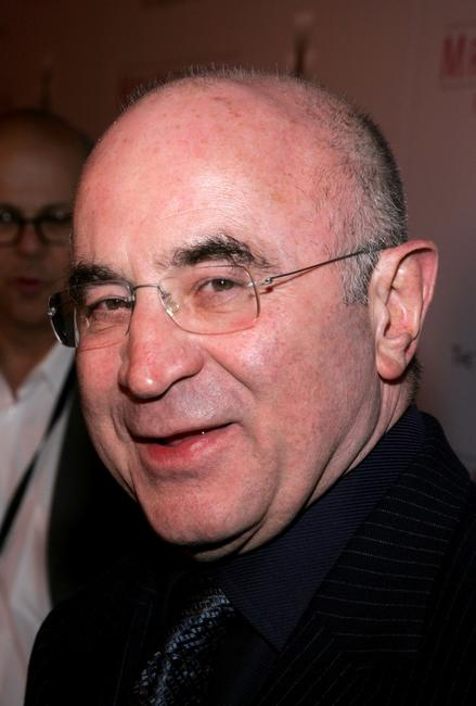 Bob Hoskins at the Los Angeles premiere of