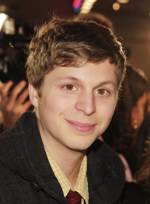 Actor Michael Cera at the L.A. premiere of