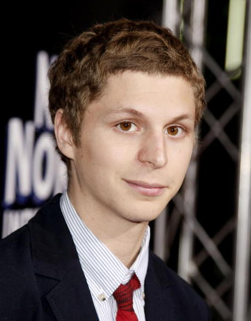Michael Cera at the premiere of