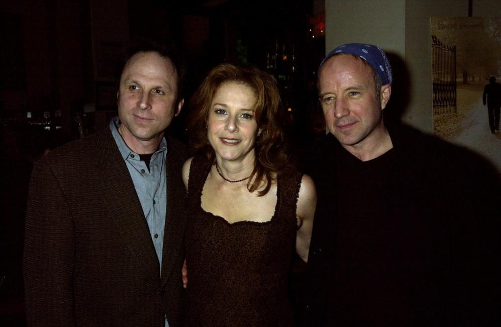 Bob Berney, Debra Winger and Arliss Howard at the tribute to the release of