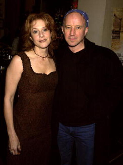 Arliss Howard and Debra Winger at a tribute to the IFC Films release of