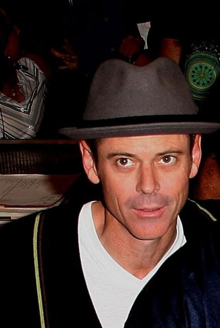 C. Thomas Howell at the 100th episode celebration for the television show
