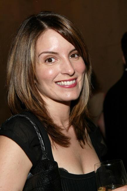 Tina Fey at the special screening of