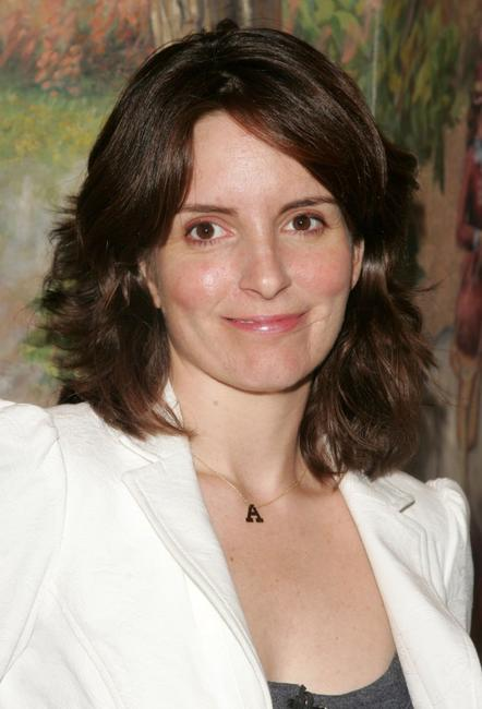 Tina Fey at the opening Night of
