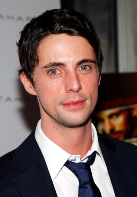 Matthew Goode at the screening of