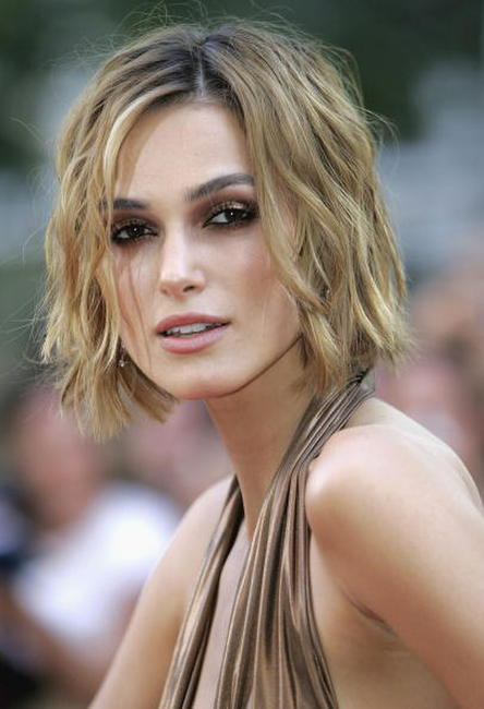 Keira Knightley at the