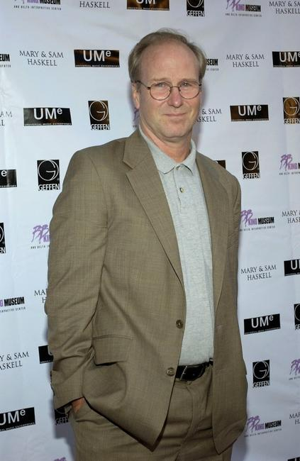 William Hurt at the celebration for B.B.King's 80th birthday at the home of Sam and Mary Haskell.