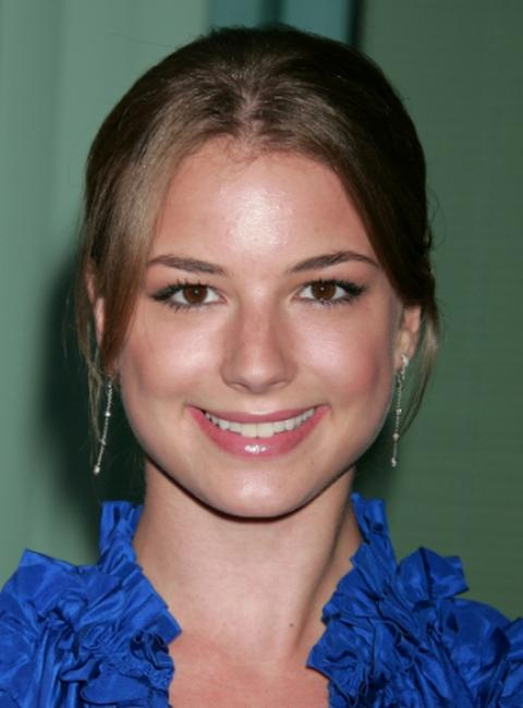 Emily VanCamp at the conversation with