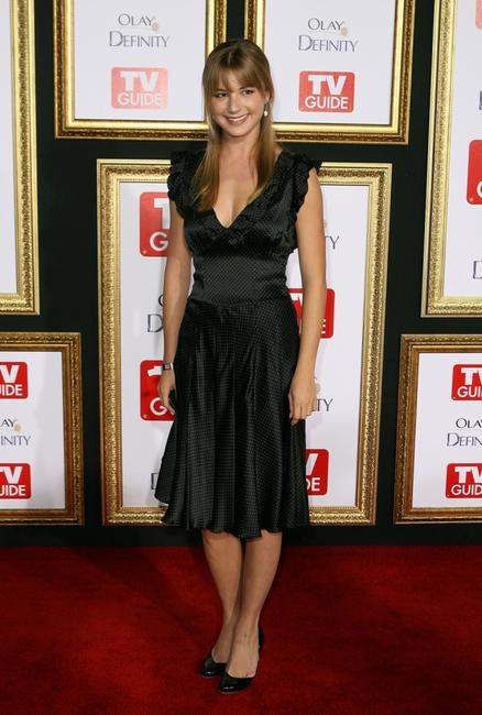Emily VanCamp at the TV Guide's 5th Annual Emmy Party.