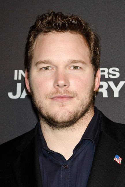 Chris Pratt at the 'Zero Dark Thirty' Washington D.C. Premiere.