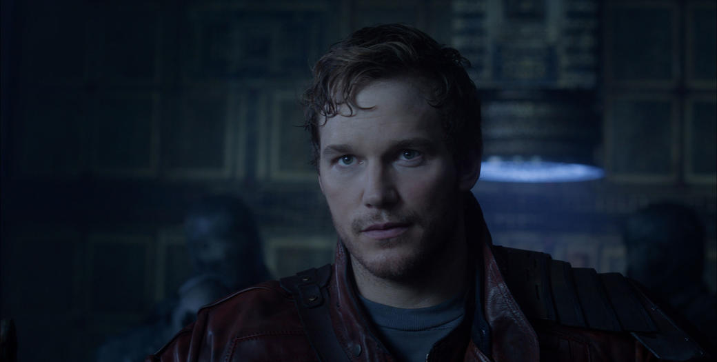 Chris Pratt in