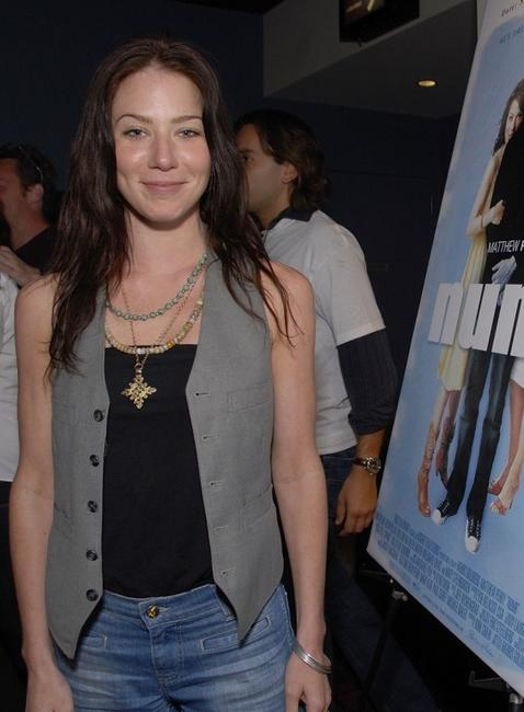 Lynn Collins at the 2007 Hollywood Film Festival premiere of