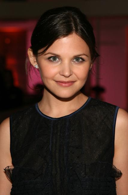 Ginnifer Goodwin at the CHANEL and P.S. ARTS party.