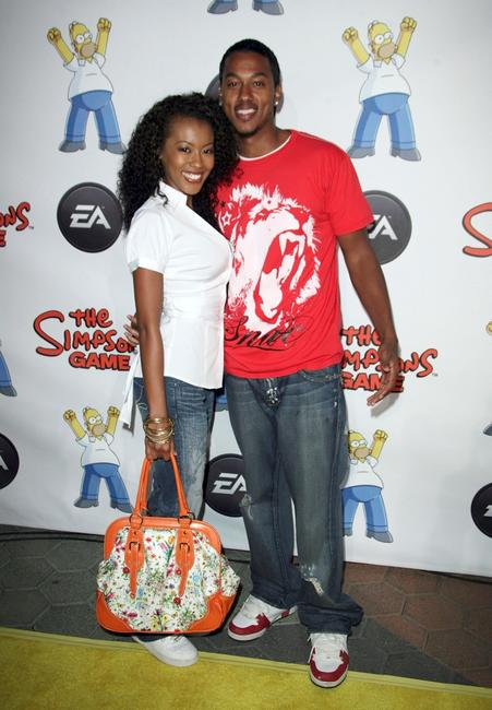 Denyce Lawton and Wesley Jonathan at the Official Launch of
