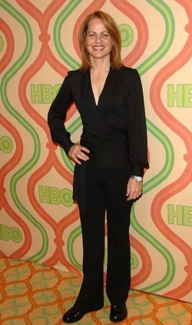 Deirdre Lovejoy at the HBO's Post Golden Globe after party.