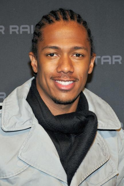 Nick Cannon at the G Star Fall 2008 fashion show during Mercedes-Benz Fashion Week Fall 2008.