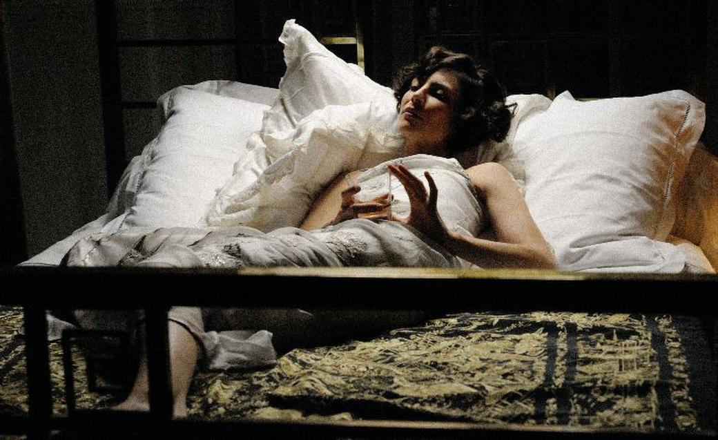 Anna Mouglalis as Coco Chanel in