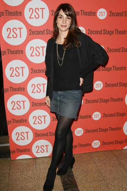 Annie Parisse at the opening night party of