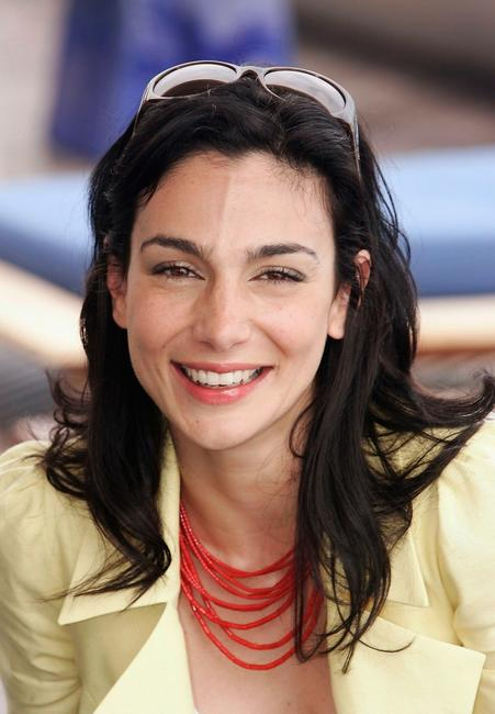 Annie Parisse at the 45th Television festival.