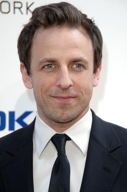 Seth Meyers at the 12th Annual Webby Awards.