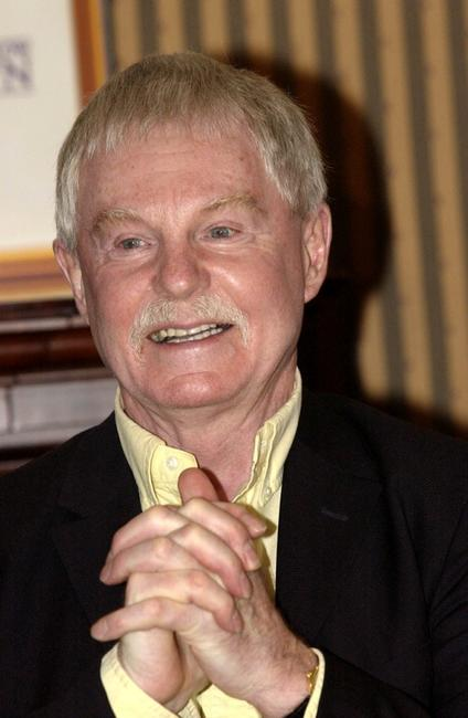 Derek Jacobi at an press call for